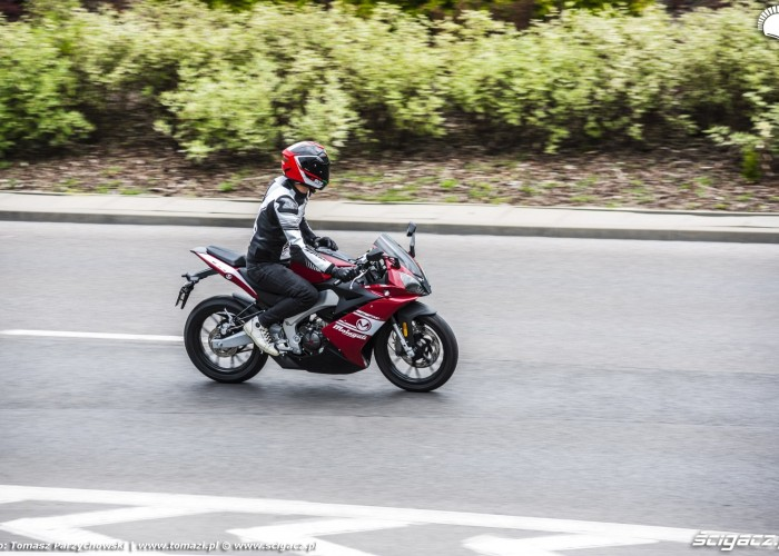motocykl 125 malaguti rst