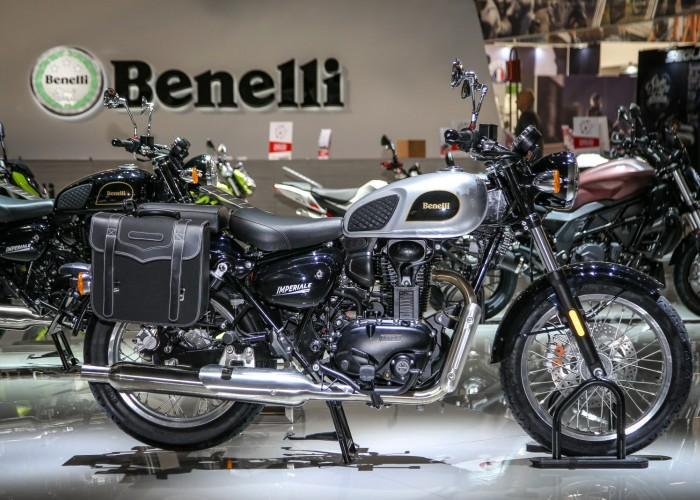 Benelli Imperiale400