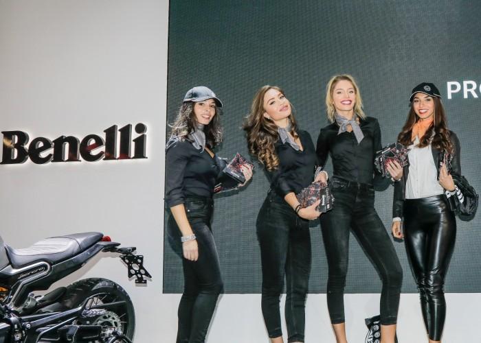 Benelli hostessy grupa