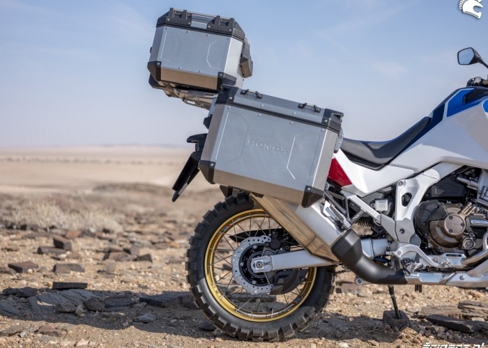 africa twin 1100 adventure sports kufry