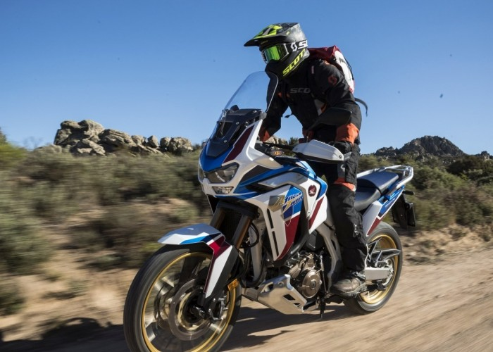 africa twin 1100 adventure sports szutry