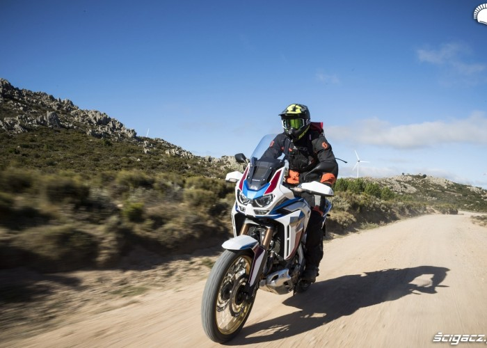 africa twin 1100 adventure sports zmiany