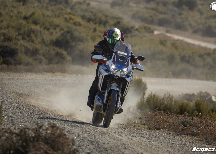 honda africa twin 1100 adventure sports barry test