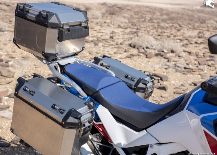 honda africa twin 1100 adventure sports kufry