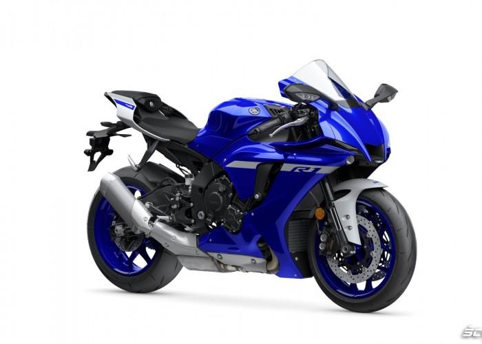 102 Yamaha R1 2020 studio 4
