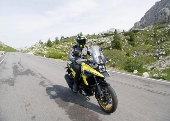 2020 Suzuki V Strom 1050 droga solo gory