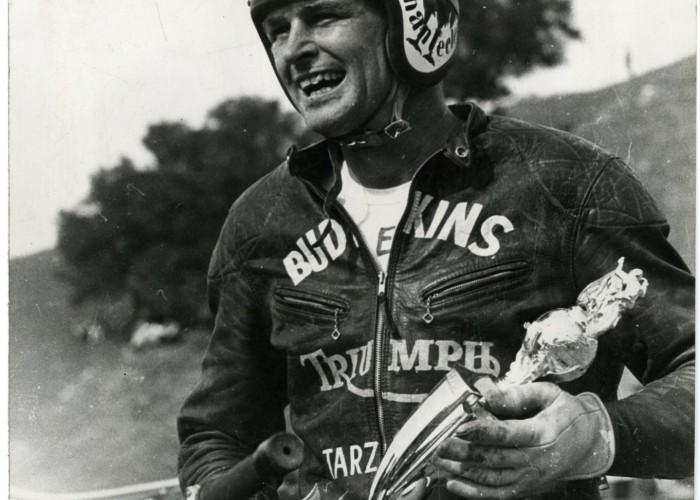 Bud Ekins trophy