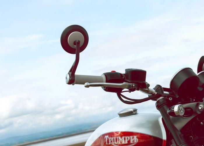 Triumph Bonneville Bud Ekins lusterko