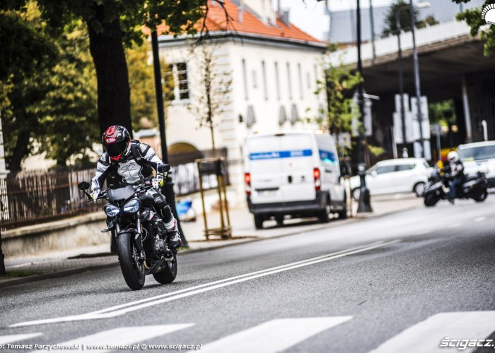 triumph street triple rs barry test