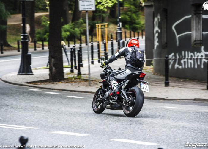 triumph street triple rs naked