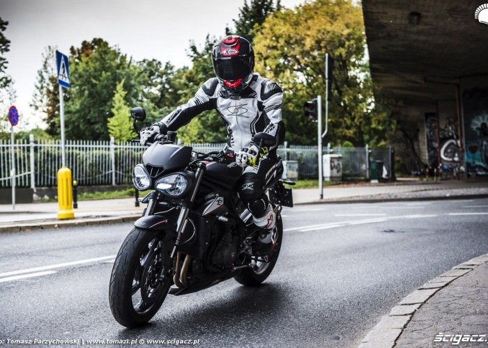 triumph street triple rs testy