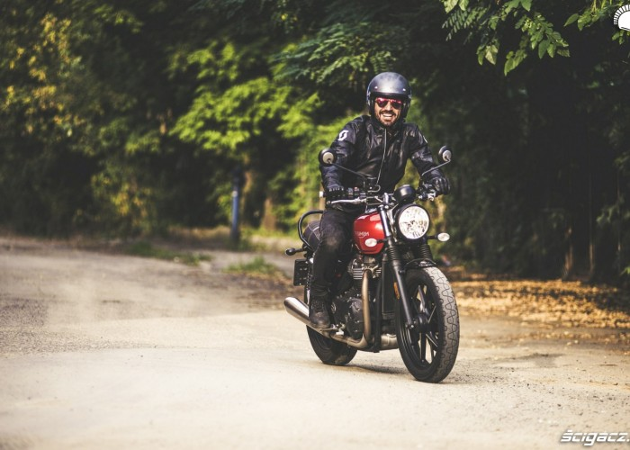 street twin barry