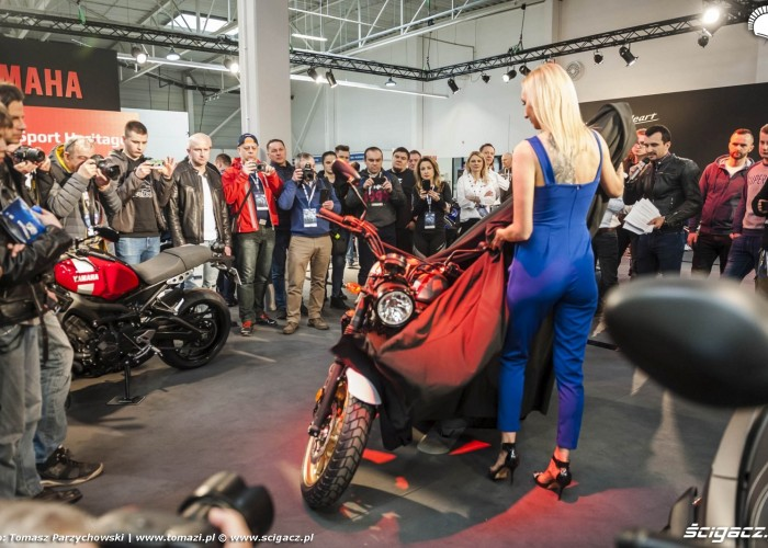 Warsaw Motorcycle Show 2019 002