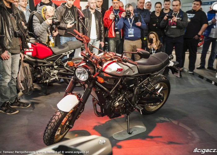 Warsaw Motorcycle Show 2019 004