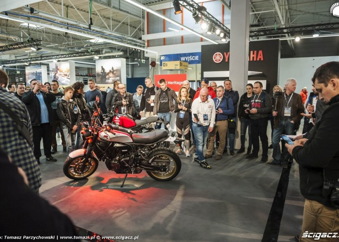 Warsaw Motorcycle Show 2019 007