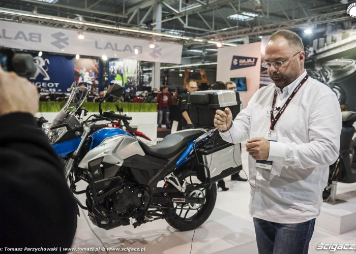 Warsaw Motorcycle Show 2019 008