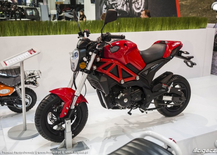 Warsaw Motorcycle Show 2019 016