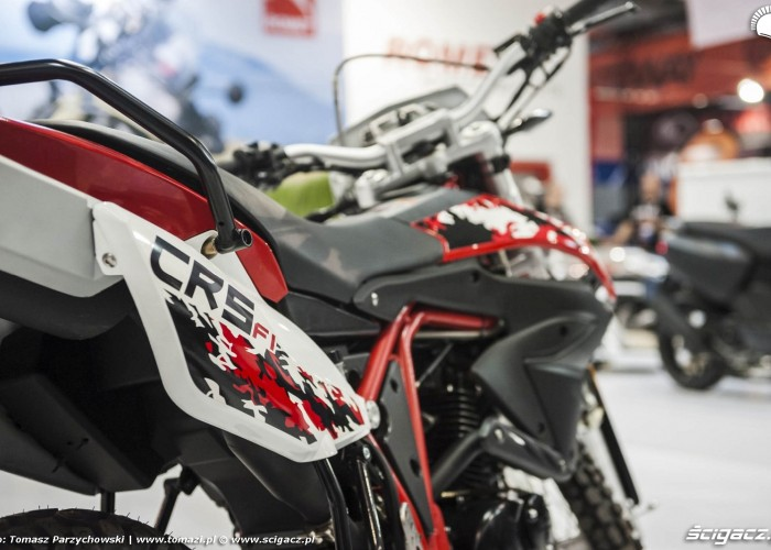 Warsaw Motorcycle Show 2019 045
