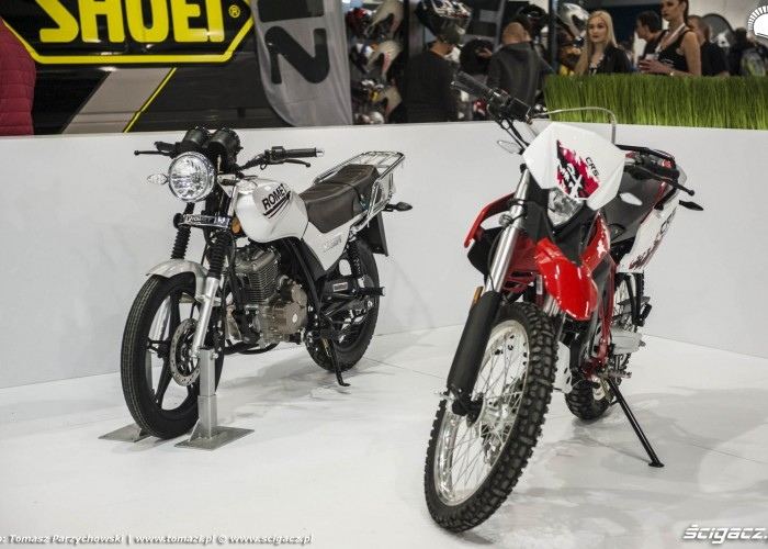 Warsaw Motorcycle Show 2019 047