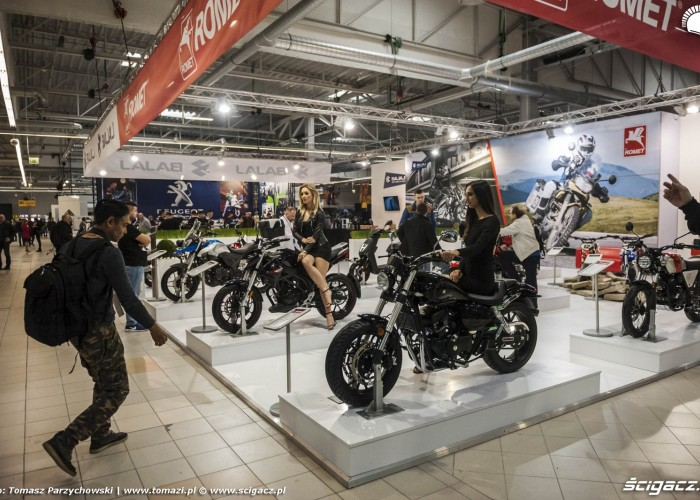 Warsaw Motorcycle Show 2019 048