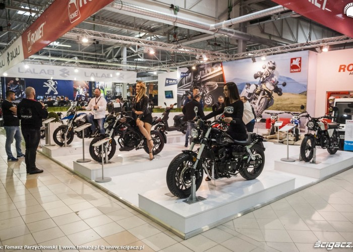 Warsaw Motorcycle Show 2019 049