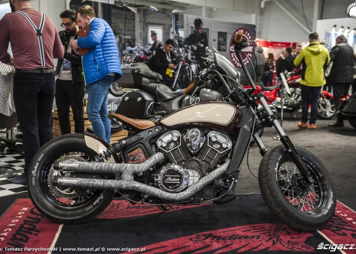 Warsaw Motorcycle Show 2019 051