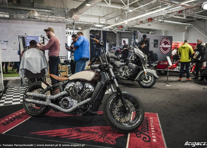 Warsaw Motorcycle Show 2019 052