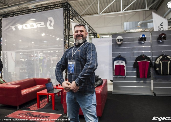 Warsaw Motorcycle Show 2019 055