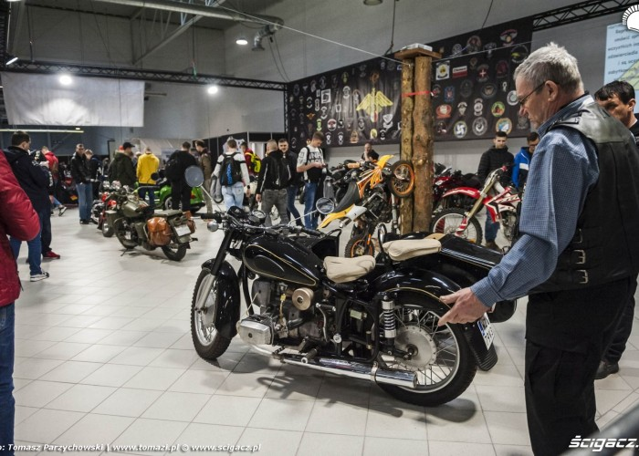 Warsaw Motorcycle Show 2019 057