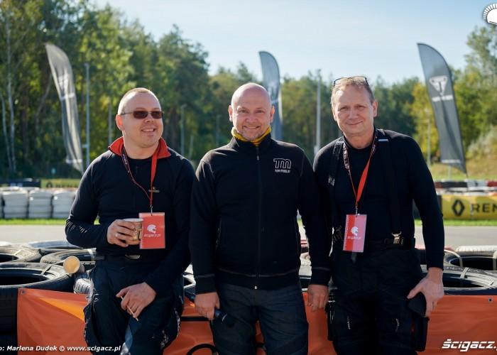 Festival Triumph 2020 track day 4