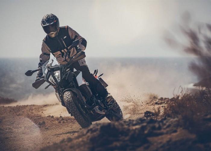 KTM 390 Adventure 2020 off road