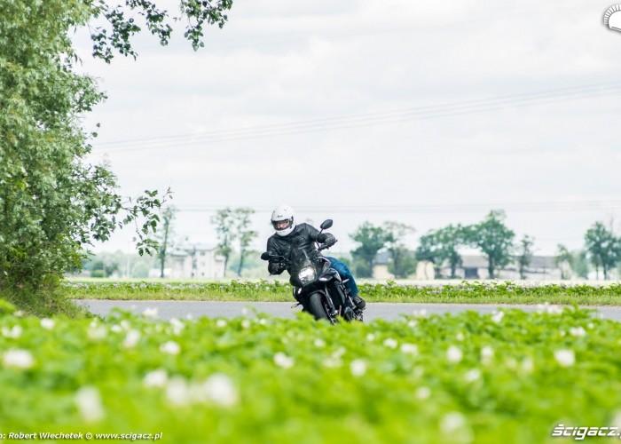 Suzuki Katana 2020 turystyka