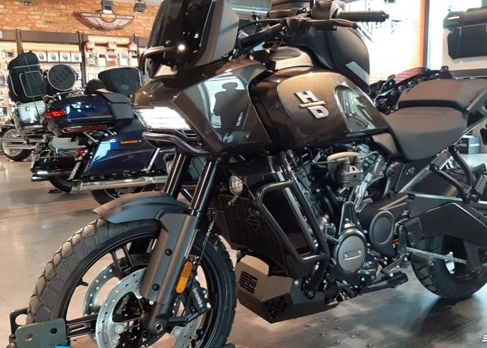 02 2021 Harley Davidson Pan America 1250 adventure touring