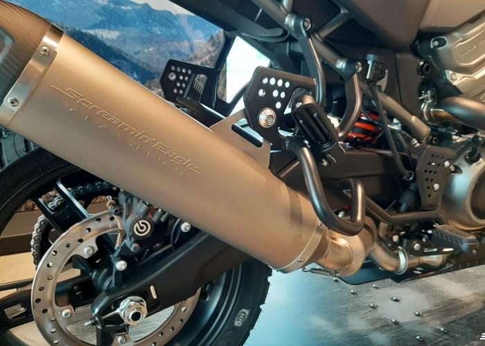 06 2021 Harley Davidson Pan America 1250 wydech