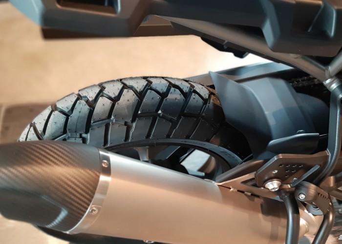 08 2021 Harley Davidson Pan America 1250 tyl kolo
