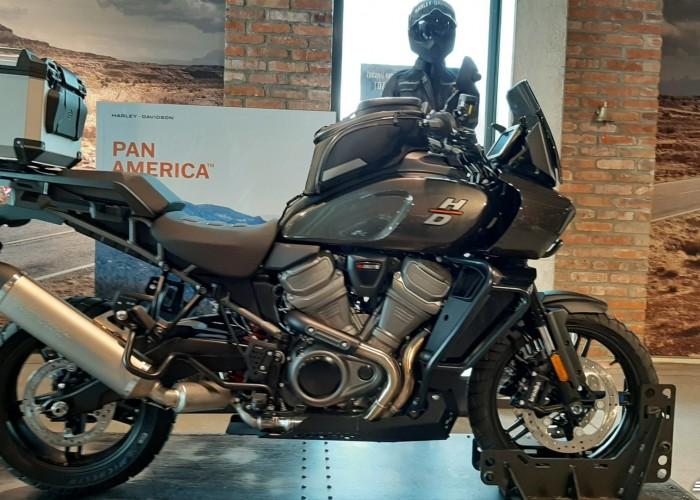 09 2021 Harley Davidson Pan America 1250 bokiem