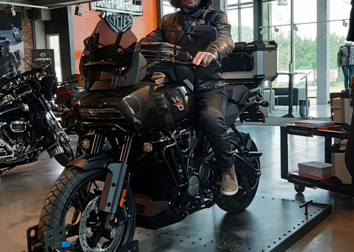10 2021 Harley Davidson Pan America 1250 Igor