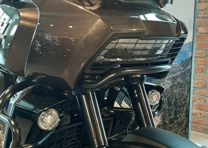 17 2021 Harley Davidson Pan America 1250