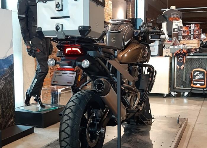 21 2021 Harley Davidson Pan America 1250
