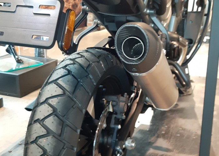 22 2021 Harley Davidson Pan America 1250