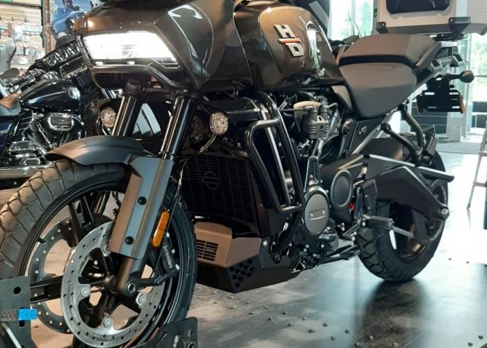 24 2021 Harley Davidson Pan America 1250
