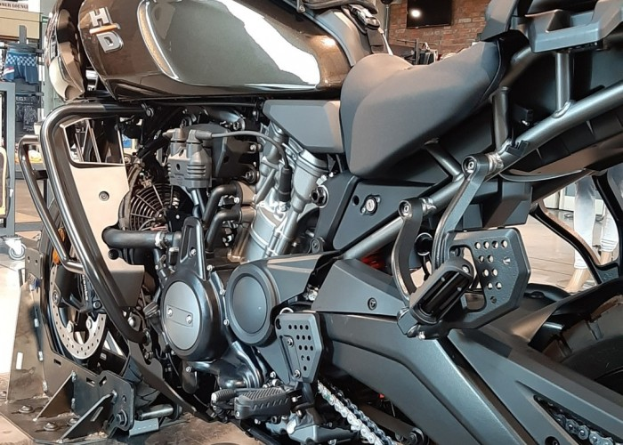25 2021 Harley Davidson Pan America 1250