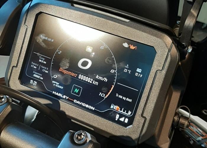 32 2021 Harley Davidson Pan America 1250 zegar