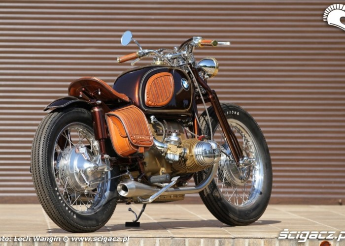 02 BMW R75 Brown Betty prezentacja