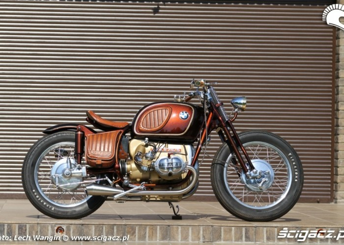 05 BMW R75 Brown Betty po renowacji