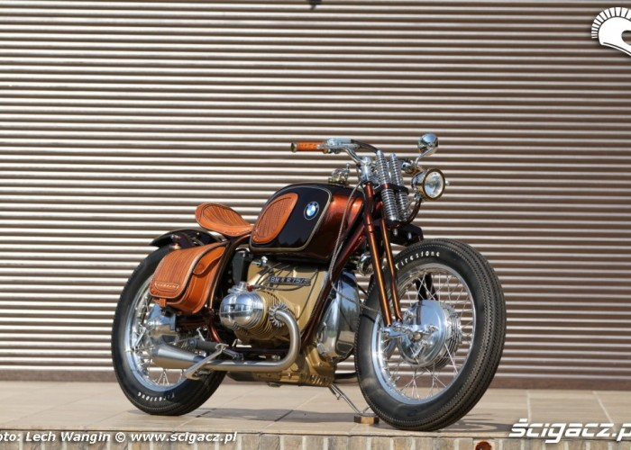 07 BMW R75 Brown Betty klasyczny
