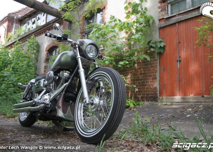 10 Harley Davidson Dyna Super Glide Custom 2004