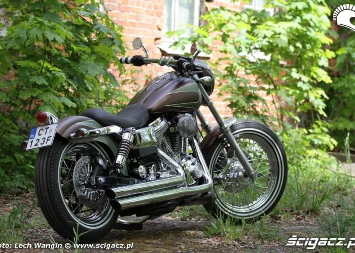 11 Harley Davidson Dyna Super Glide Custom 2004