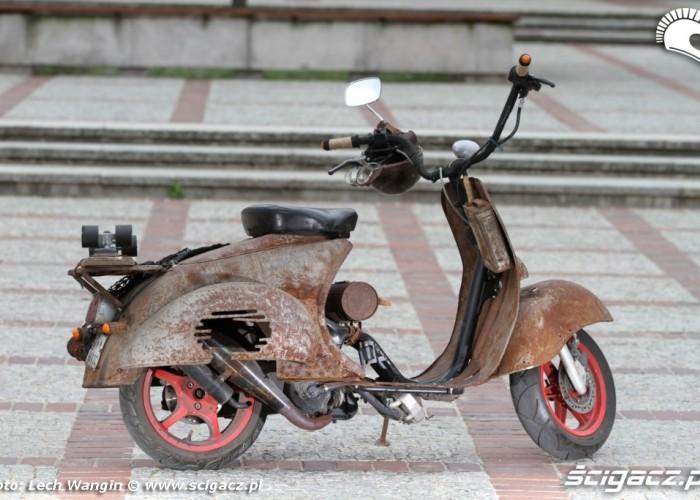 09 Yamaha Ospa JOG 50 RR