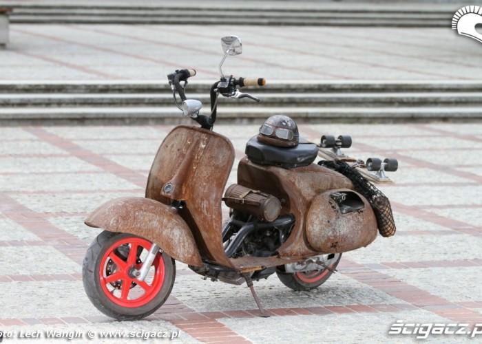 18 Yamaha skuter custom
